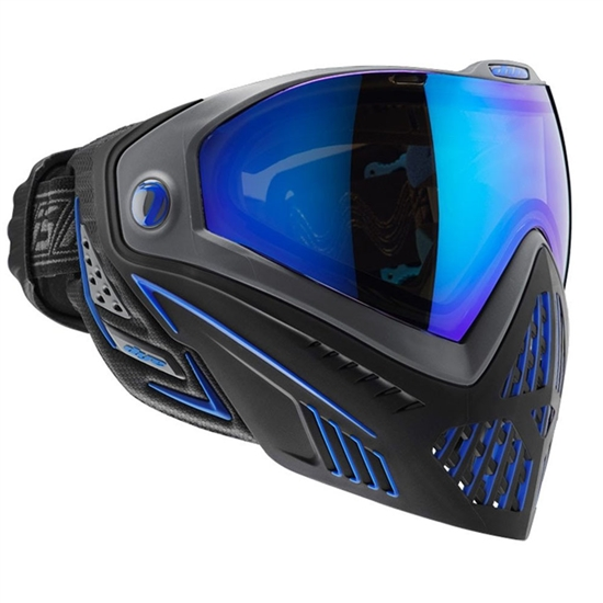 Dye Tactical i5 Thermal Full Face Mask Goggle System ( Onyx/Storm )