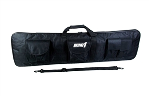 "Echo1 41"" Padded Airsoft Gun Case w/ External Pockets ( Black )"