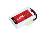 Echo1 LiPo 11.1V 1300mAh 20c Battery