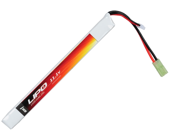 Echo1 LiPo 11.1V 1100mAh 25c Battery #9
