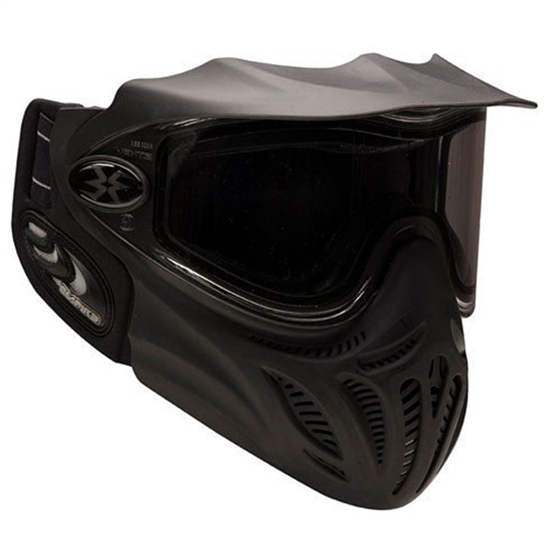 Empire Tactical E-Vents Full Face Airsoft Mask - Black