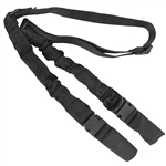 Empire Battle Tested 2 to 1 Point Tactical Airsoft Bungee Sling - Black