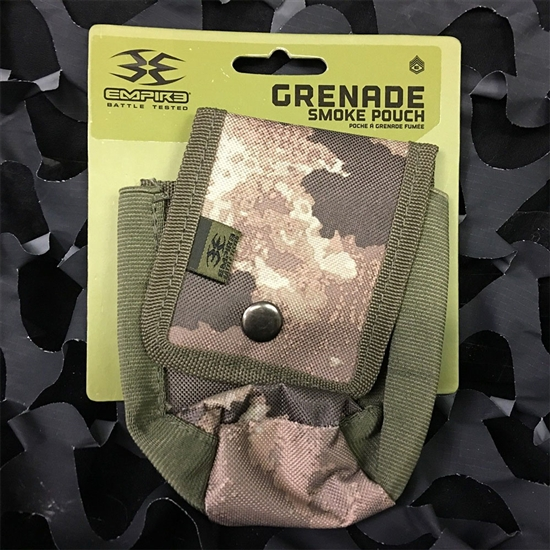 Empire Battle Tested Vest Accessory Pouch - Grenade/Smoke ( Terrapat )
