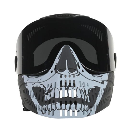 Empire Tactical E-Flex Full Face Airsoft Mask - Skull