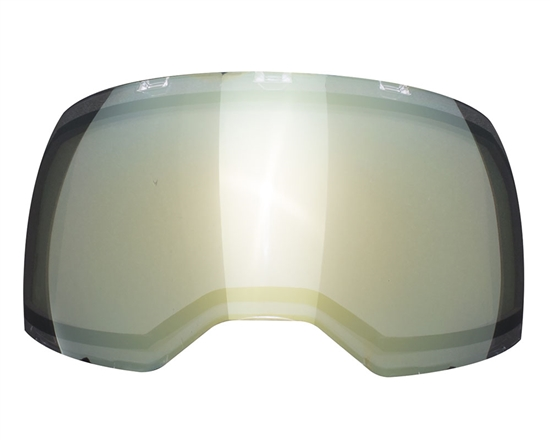 Empire Dual Pane Anti-Fog Ballistic Rated Thermal Lens For EVS Masks (HD Gold)