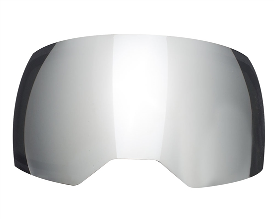 Empire Dual Pane Anti-Fog Ballistic Rated Thermal Lens For EVS Masks (Silver Mirror)