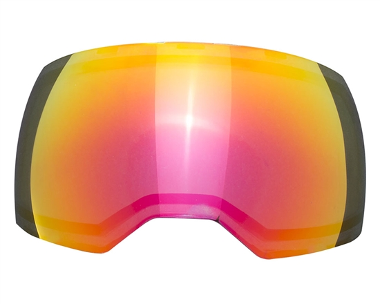 Empire Dual Pane Anti-Fog Ballistic Rated Thermal Lens For EVS Masks (Sunset)