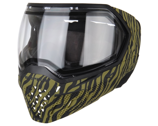 Empire Tactical EVS Full Face Airsoft Mask - Tiger Stripe