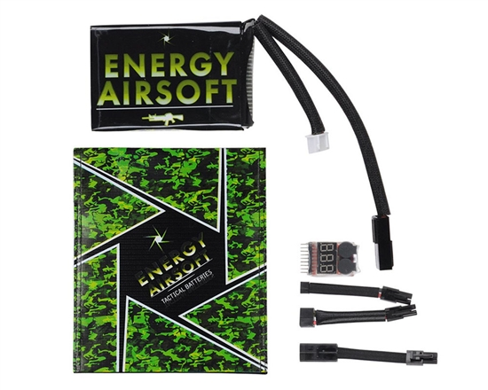 Energy LiPo 11.1v 1500mAh Battery