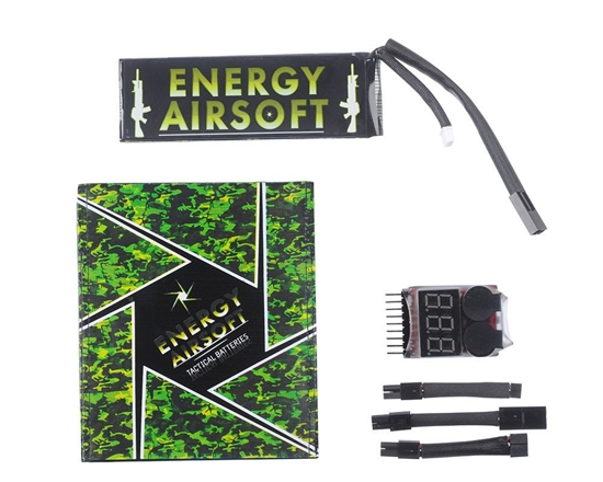 Energy LiPo 7.4v 3450mAh Battery