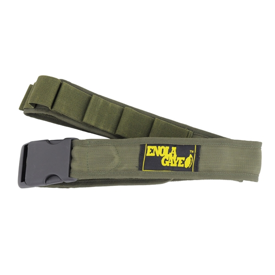 Enola Gaye Hang Ten Adjustable Belt For Smoke Grenades - Olive