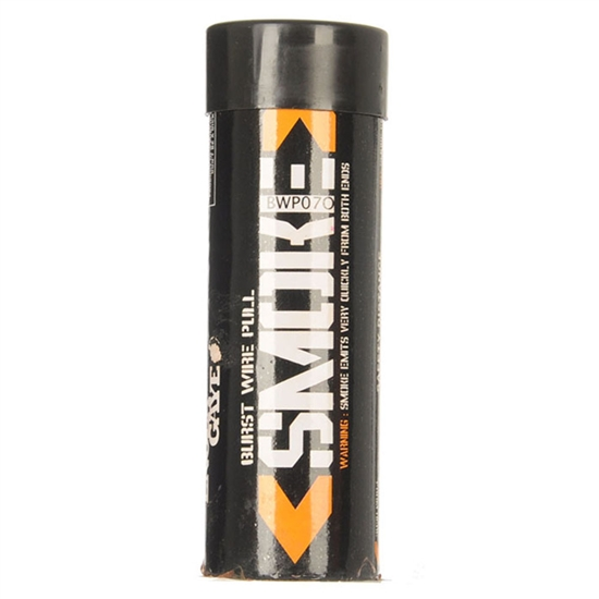 Enola Gaye Smoke Grenade - Burst Style - Orange Smoke