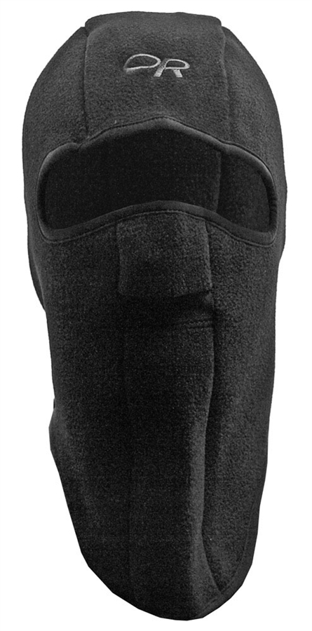 Tactical Fleece Balaclava Hood for Cold Weather Face Neck Protection (  Black ) 036cd65507f