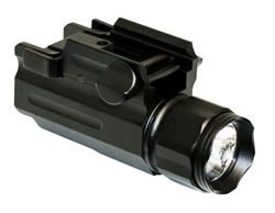 Aim Sports LED Flashlight 150 Lumens w/ Weaver Mount & Color Filtered Lenses