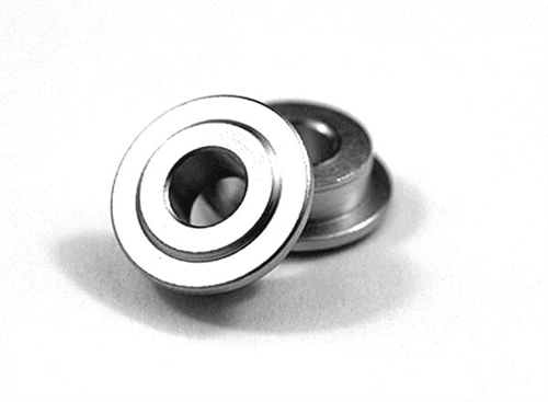 Modify 7mm Stainless Steel Tempered Bushings for Metal Gearbox AEG
