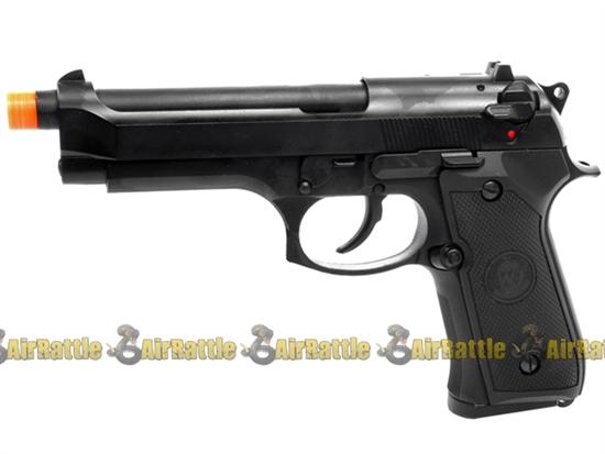 gbb m92 airsoft airrattle pistol