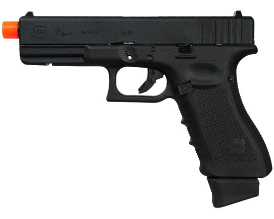 Glock G17 Gen 4 CO2 Airsoft Pistol Blowback Hand Gun - Black (2276318)
