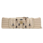Gen X Global Deluxe Tactical Airsoft Rifle Bag - Khaki