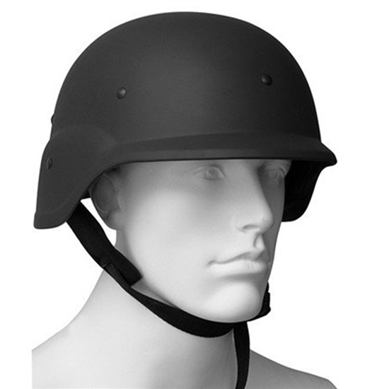 Gen X Global Tactical Airsoft Helmet - Black