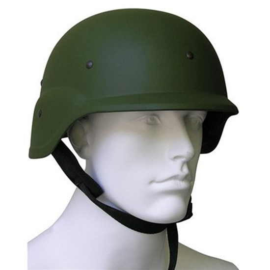 Gen X Global Tactical Airsoft Helmet - Olive