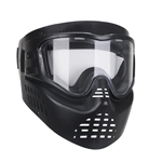 Gen X Global Tactical X-VSN Full Face Airsoft Mask - Black