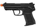 H&K HK45CT Compact Gas Airsoft Pistol Blowback Hand Gun - Black