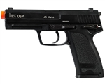 H&K USP Competition Gas Airsoft Pistol Blowback Hand Gun - Black
