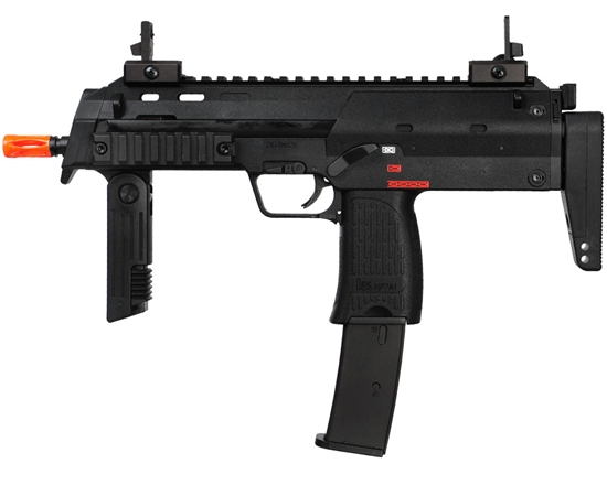 H&K MP7 Gas Airsoft Blowback Rifle - Black