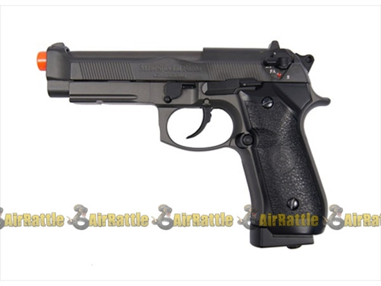 Metal HFC M9 CO2 Blowback Airsoft Full Auto Pistol Special ...