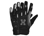 HK Army Full Finger Hardline Tactical Airsoft Gloves - Charcoal