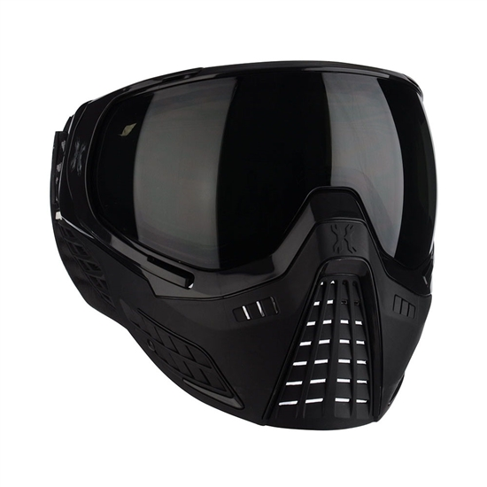 HK Army Tactical KLR Full Face Airsoft Mask - Black