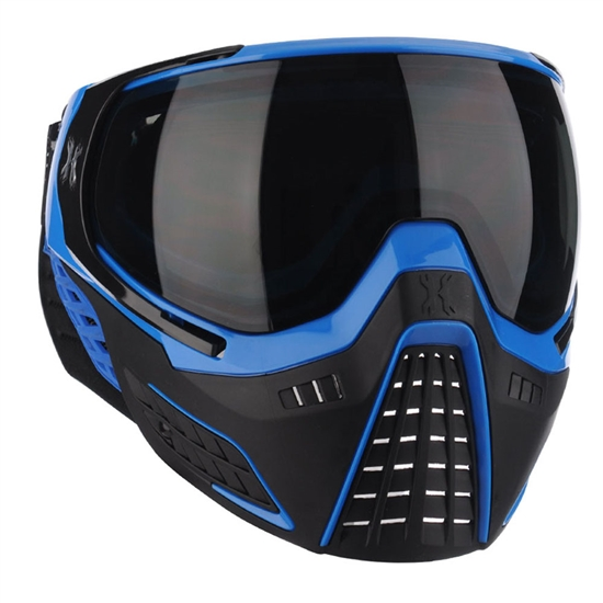 HK Army Tactical KLR Full Face Airsoft Mask - Cobalt