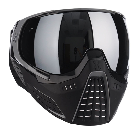HK Army Tactical KLR Full Face Airsoft Mask - Platinum