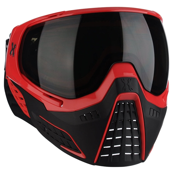 HK Army Tactical KLR Full Face Airsoft Mask - Red