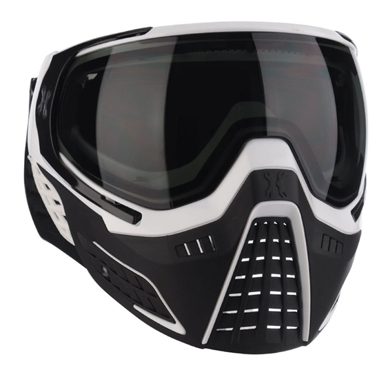 HK Army Tactical KLR Full Face Airsoft Mask - Snow