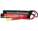 JAG Arms Nunchuck Style Airsoft Battery - 9.6v 1600mAh NiMH