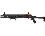 Jag Arms Gas Airsoft Scattergun SPX Shotgun - Black