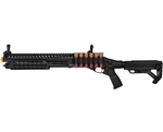 Jag Arms Gas Airsoft Scattergun SPX2 Shotgun - Black