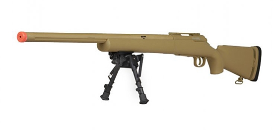 JP-56T ECHO 1 M28 TAN Sniper Rifle Bolt Action Airsoft Gun