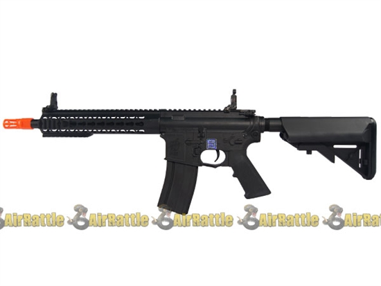 JP-98 Echo1 Knights Armament SR-16E3 CQB MOD2 KeyMod AEG Black
