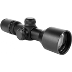 AIM Sports 3-9x40 Compact P4 Metal Airsoft Rifle Scope
