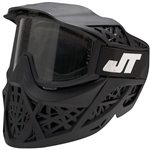 JT Tactical Elite Prime Full Face Airsoft Mask - Black