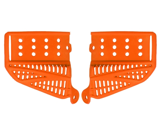 JT Soft Ears Kit - Authentic - Orange
