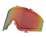 JT Dual Pane Anti-Fog Ballistic Rated Thermal Lens For Spectra Style Masks (Prizm 2.0 Hi-Def)