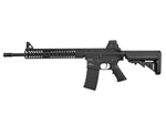 "KWA KR12 16"" Barrel Keymod Full Metal M4 Airsoft AEG Rifle"