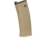 KWA Airsoft PTS EPM 38 Round Gas Magazine - Dark Earth