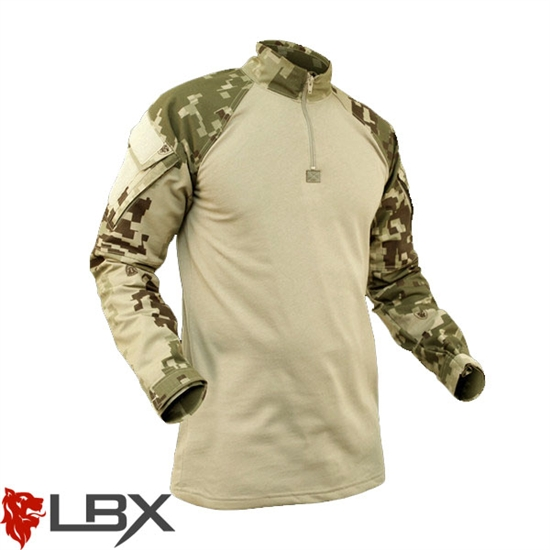LBX-0080A-PH LBX Tactical Assaulter Combat Shirt ( Project Honor Camo )