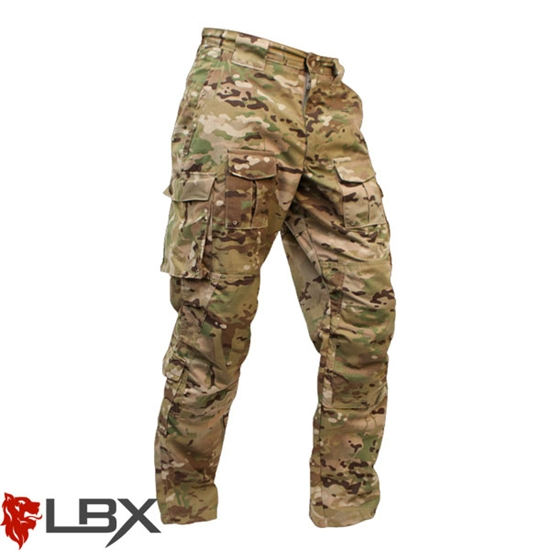 LBX-0081 LBX Tactical Assaulter Combat Pant ( Multicam )
