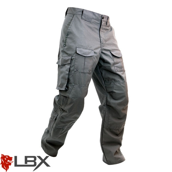 LBX-0081A-GG LBX Tactical Assaulter Combat Pant ( Glacier Grey )