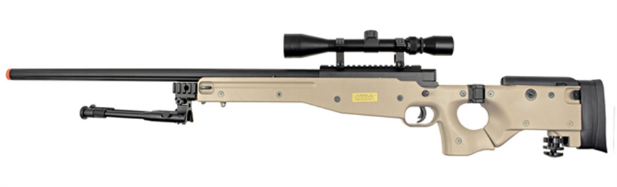 well mb08 type 96 awp airsoft bolt action sniper rifle w
